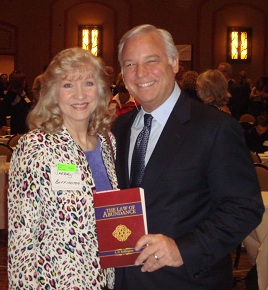 Jack Canfield & Sherry Buffington picture